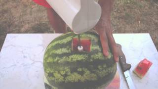 How To Make A Refreshing Watermelon Drink