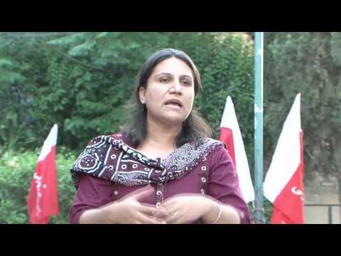 Socialist Feminist Organizing in Sindh - Alya Bakhshal