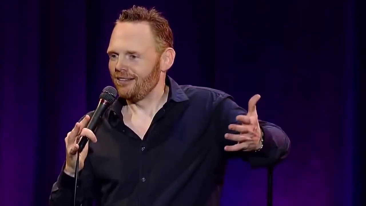 Bill Burr - 'No Reason To Hit A Woman' | How To Argue With ...