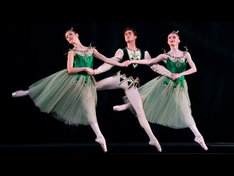 Inside the costume department - the dazzling designs of Jewels (The Royal Ballet)