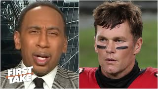 Stephen A. explains why the Bucs' loss isn't on Tom Brady | First Take