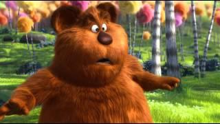 Lorax seranade with Chubby bear