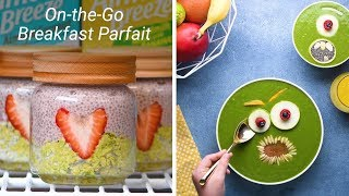 14 Delicious Hacks for a Healthy Breakfast! | Quick and Easy Meals and Smoothies by So Yummy