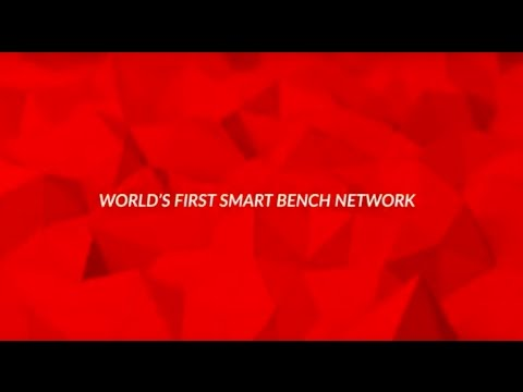 Smart Bench Network in London - First Month Results