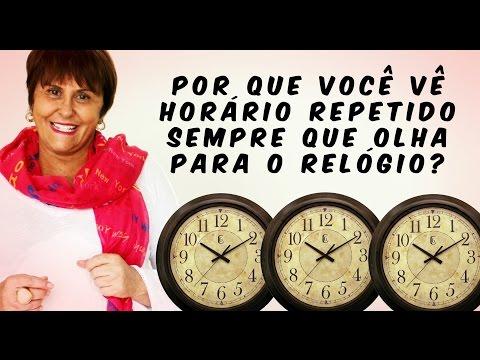 Horários repetidos sempre que olha para o Relógio? Márcia Fernandes explica