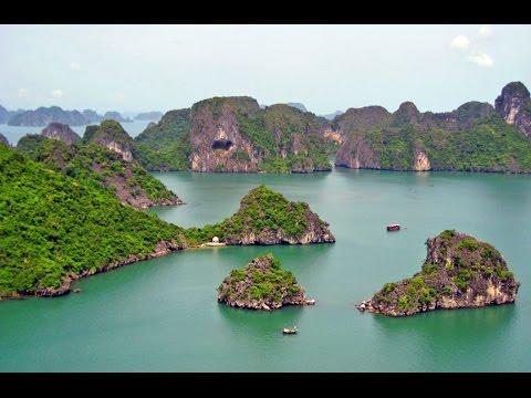 Vietnam Travel 2016 - Introduce About Ha Long Bay Vietnam