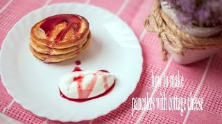 How To Make Pancakes With Cottage Cheese (easycook Recipes)