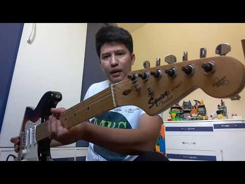 Guitarra Modificada - Captadores Cabrera Custom + Sergio Rosar Vintage Hot 43
