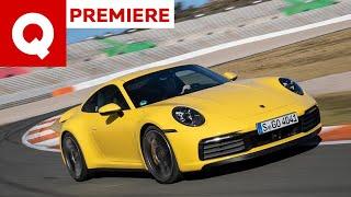 Nuova Porsche 911 (992): l'abbiamo guidata in anteprima!