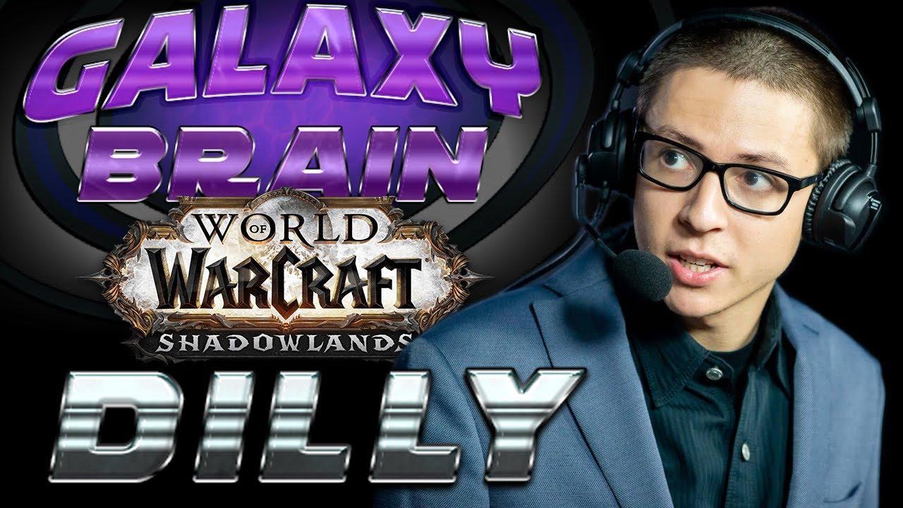 Galaxy Brain WoW: Dilly breaks down his 3K+ pro Hunter play!