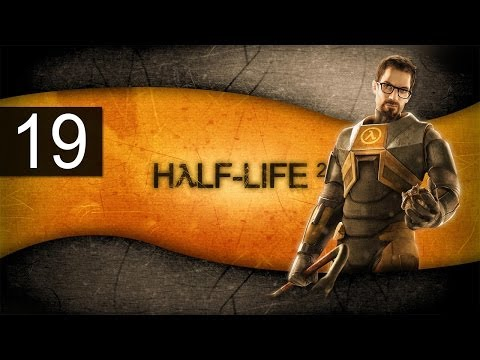 Half Life 2 - Walkthrough - Part 19 - Supercharged Gravity Gun