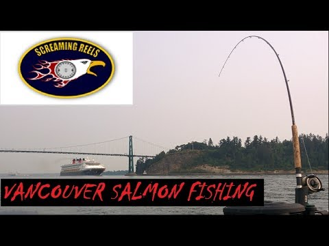 Where To Go Salmon Fishing In Vancouver