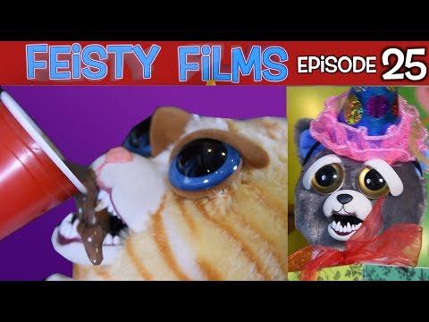 Feisty Films Episode 25: Gross Feisty Food Challenge!