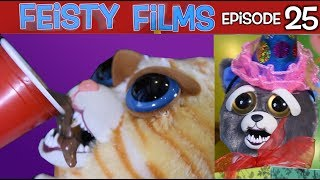 Feisty Films Episode 25: Gross Feisty Food Challenge!