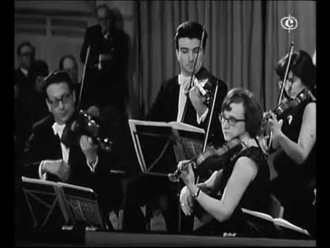 Mozart Piano Concerto No 10 E flat major K 365 for 2 Pianos