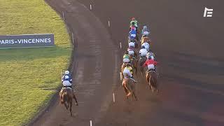Vidéo de la course PMU PRIX DU CALVADOS