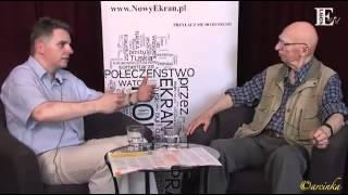 Rozmowa z prof. Wolniewiczem o ekumeniźmie (29.05.12)