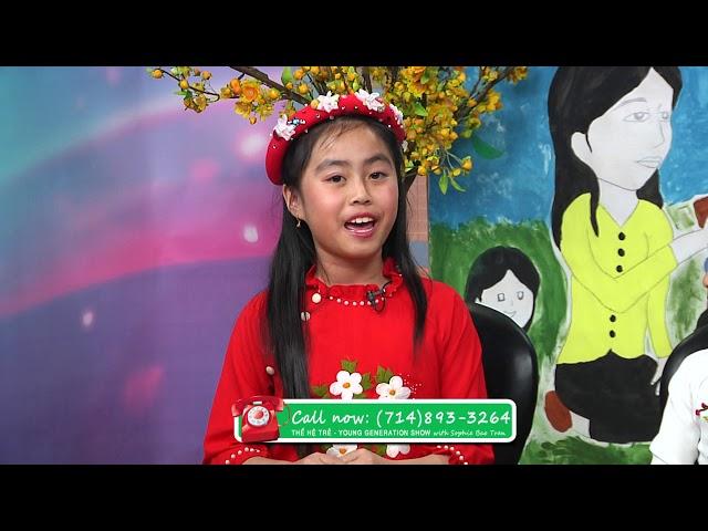 Thế Hệ Trẻ Phần 1 SOPHIE BAO TRAN QUYNH NHU & HA MI