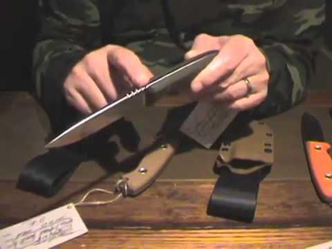 Trc Knives sponsor video