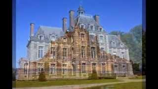 Замки Франции.(Начиная со средних веков, Франция была и остается страной замков, родиной королей, истинных рыцарей и волше..., 2015-05-27T09:46:46.000Z)