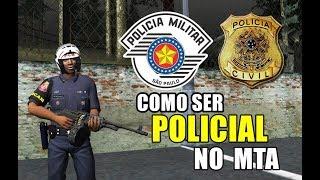 COMO SER POLICIAL NO MTA | POLICIA CIVIL / PMESP - BST | SegundaFase