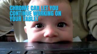 Chrome - For Your Little Man [ Cutest Commercial Ever ]