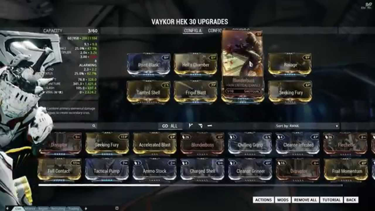What is a really good dread build? : Warframe - reddit