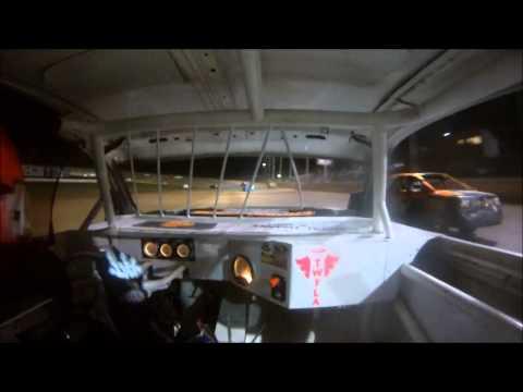 Shaylon Holloway I.M.C.A. Stockcar Thunderhill Speedway 8/3/13