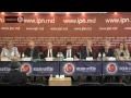 Conferinţe IPN [HD] | Colaborarea Franţa-Moldova: un patrimoniu comun, obiective comune