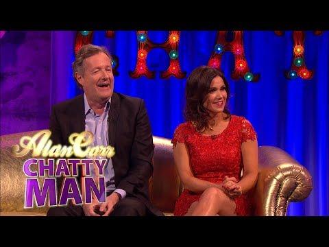 Piers Morgan & Susanna Reid - Full Interview on Alan Carr: Chatty Man