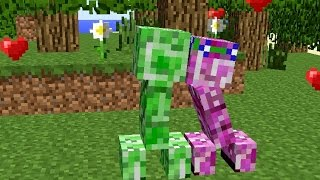 Monster School Valentine s Day Minecraft Animation