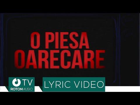 Cortes - O piesa oarecare (Lyric Video)
