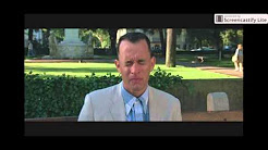 Forrest Gump full movie made up of random clips I found