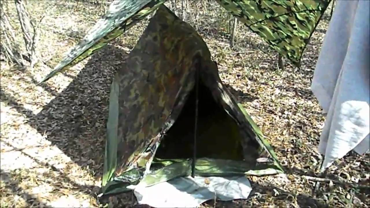 & Texsport camouflage 2-man trail tent -$25 bucks! - YouTube
