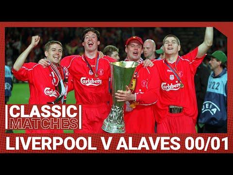 European Classic: Liverpool 5-4 Alaves | Golden goal wins a nine-goal thriller