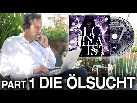 """Dr. Daniele Ganser & Kilez More (1/3) """"Die Ölsucht"""""""