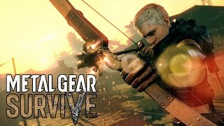 Metal Gear Survive - TGS 2016 Gameplay Demo (English Subs) @ 1080p (60ᶠᵖˢ) HD ✔