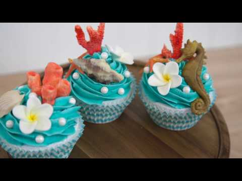 How To Use Molds In Cake Decorating Molding