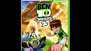 Game Fly Rental (23) Ben 10 Omniverse 2 Part-3 Mess Hall Mashup