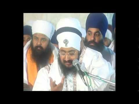 Sant Baba Ranjit Singh Ji Dhadrian Wale - Hazur Sahib Yatra 2010 - 2011