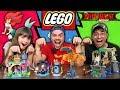 MONTANDO LEGO NINJAGO ARIEL E POKÉMON 312 PEÇAS mp3