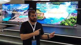 100.000 Dolarlık 8K televizyon! - Samsung 8K QLED TV neler sunuyor?