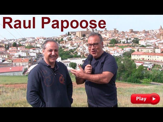 SENTIR CON RAUL PAPOOSE