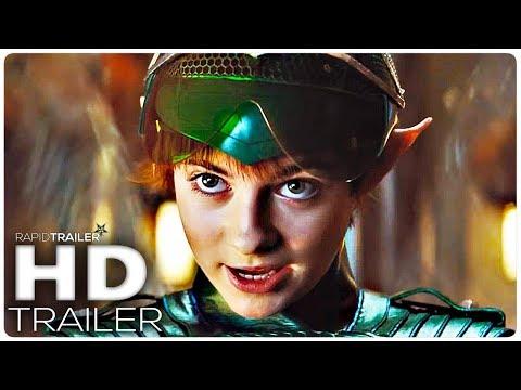 ARTEMIS FOWL Official Trailer #2 (2020) Disney, Fantasy Movie HD