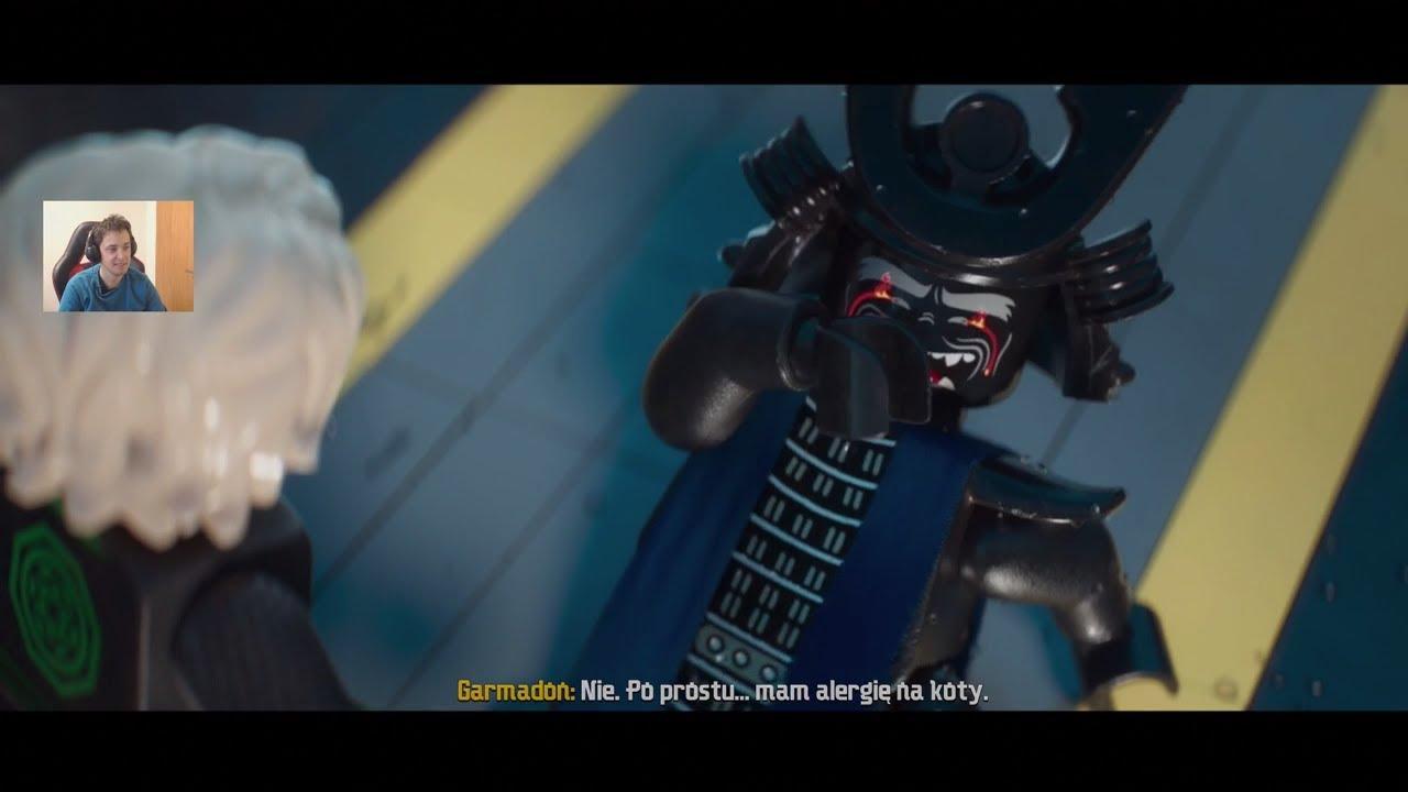 LEGO NINJAGO MOVIE GRA WIDEO – LEGO NINJAGO FILM GRA – GARMADON PŁACZE – KONIEC GRY