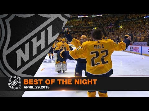Fiala's heroics in double overtime, Ovi's top-shelf snipe highlight thrilling night