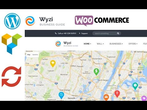 Wyzi V 1.5 Directory Theme - Important Features Quickly Explained