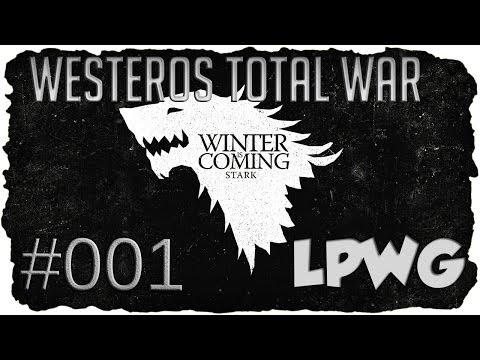 Let's Play Westeros Total War (Haus Stark) #001 / Der Winter Naht