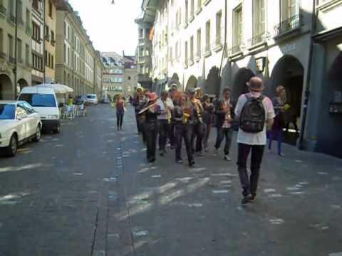 Django Bates' Endless Marching - Part 2