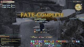 FINAL FANTASY XIV BLU Cheese - Svara's Fall